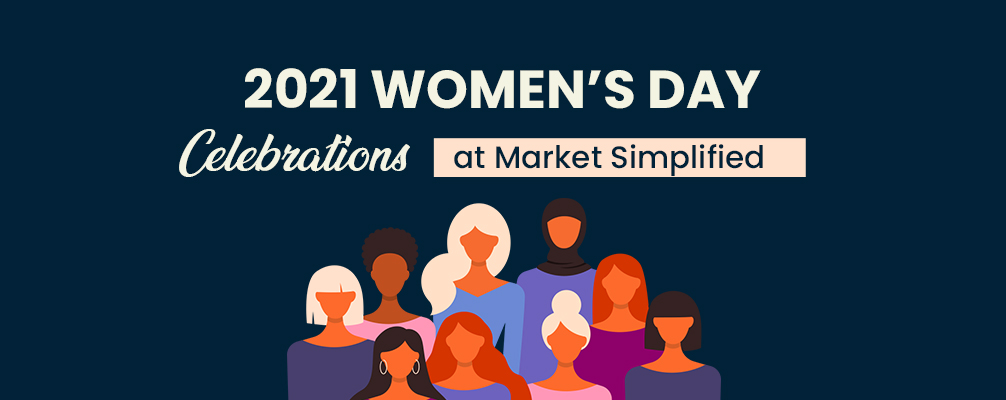 Women's Day 2021 Celebrations at Market Simplified