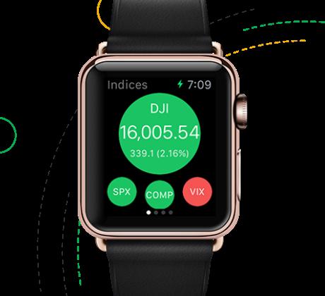 Labs Market Simplified Apple Watch