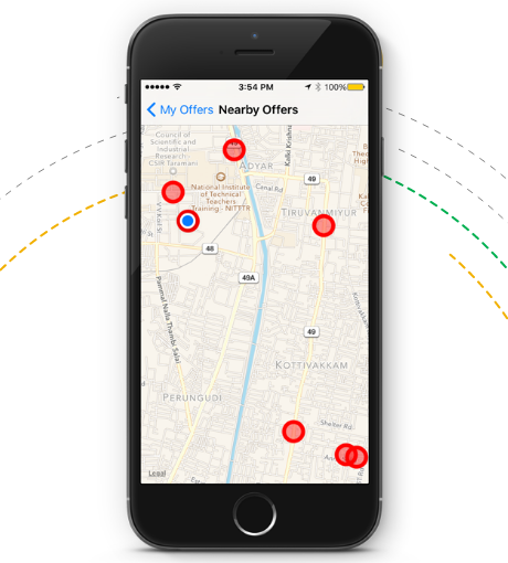 Labs Market Simplified Geo Fencing