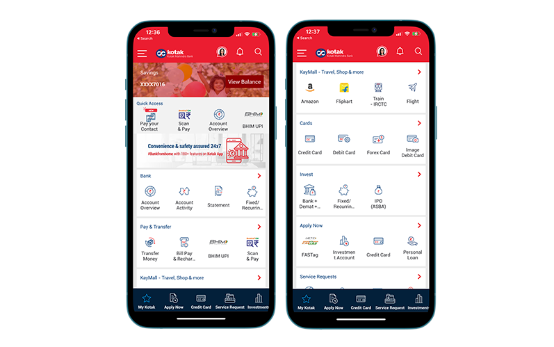 Home Market Simplified Kotak Mahindra Services