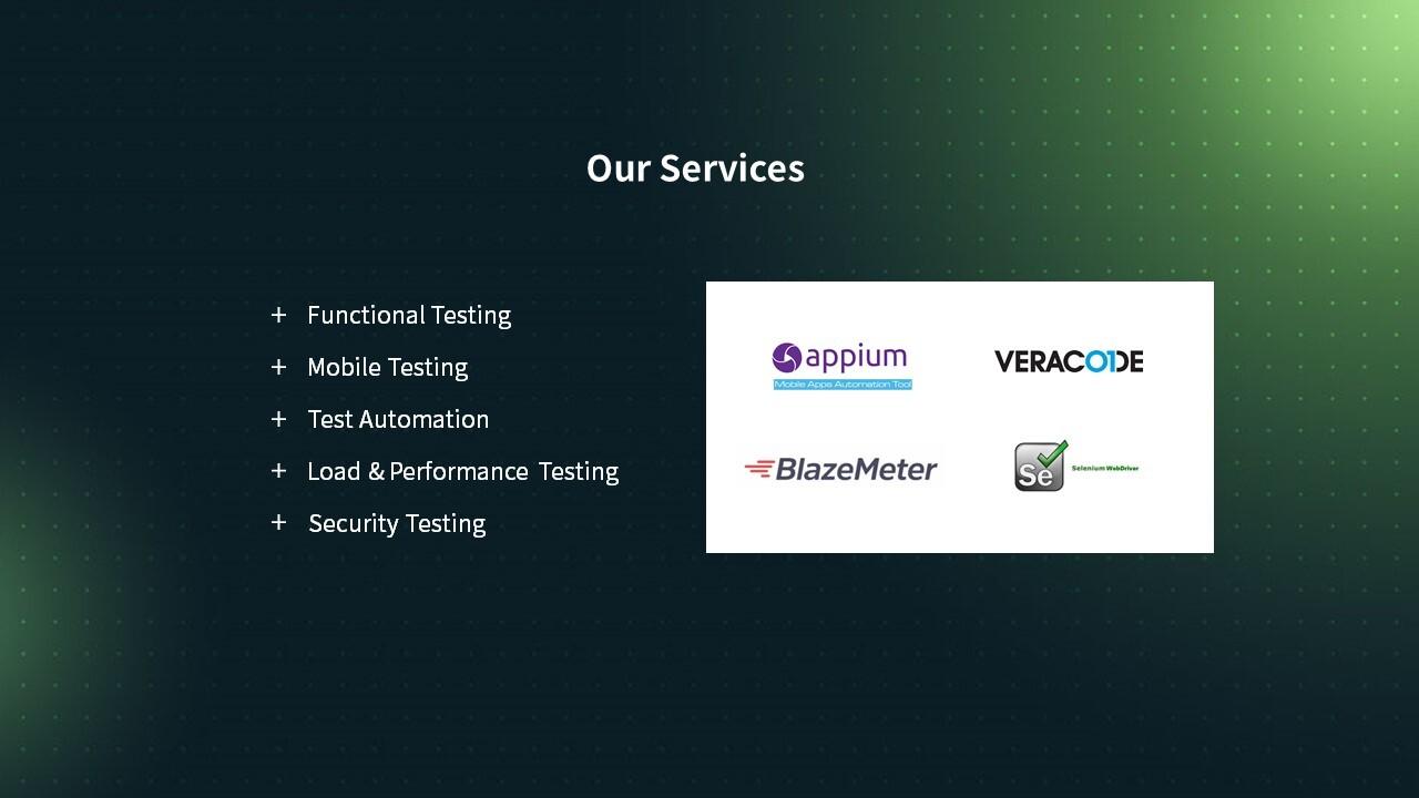 QA Automation & Security